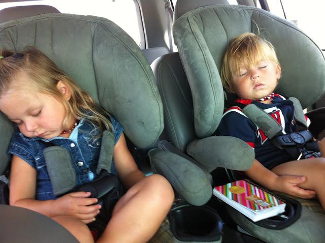 Tips tidur siang selama di Perjalanan