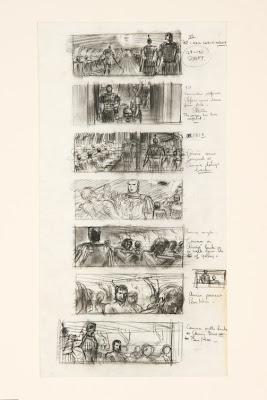 Storyboard - Ben-Hur - Ramming Speed - 1