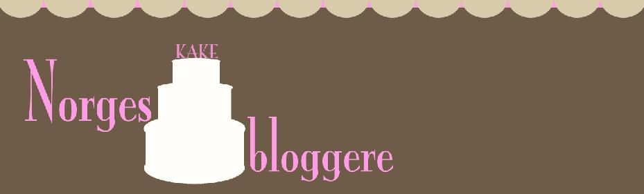 Norges kakebloggere