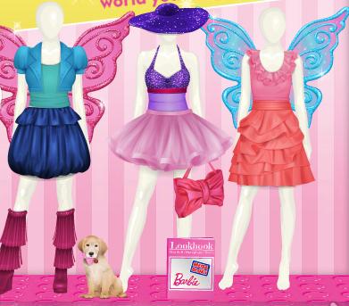 Stardoll Barbie Mega Bloks Store