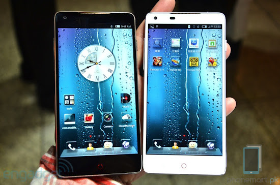 ZTE Nubia Z5 Smartphone Berlayar Jumbo, ZTE Nubia Z5, Spesifikasi ZTE Nubia Z5, Harga ZTE Nubia Z5, Spesifikasi Lengkap ZTE Nubia Z5, Spesifikasi dan Harga ZTE Nubia Z5, Harga dan Spesifikasi ZTE Nubia Z5