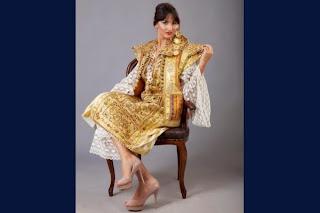 Wahiba Arres pour la Tunisie au concours Miss World 2014