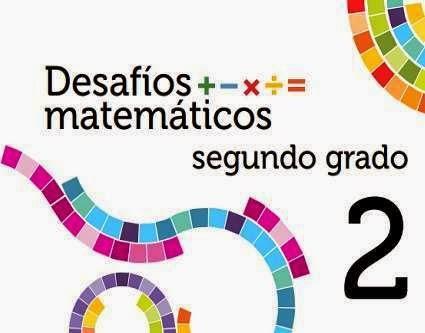 Solución a Desafíos Matemáticos 2do segundo grado (2014-2015) -PDF