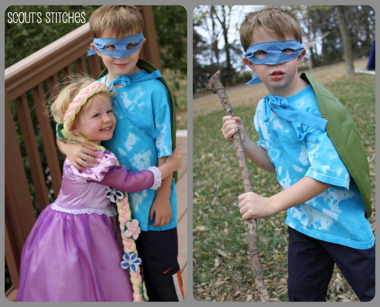 All The Joy: Rapunzel Costume