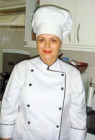 Chef Rosana Parisi