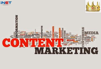 Thế giới Content Marketing với 6 phương pháp để tồn tại