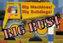 Wall Street Gerbil Book Review: Big Machines! Big Buildings! Big Bust