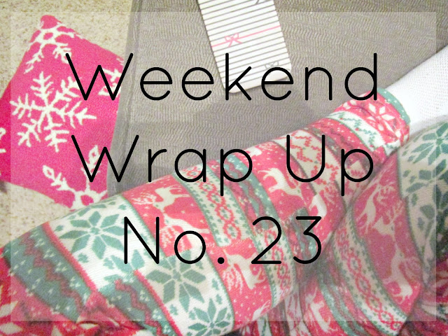Weekend Wrap Up No. 23 from Courtney's Little Things