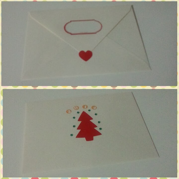 how to make handmade christmas card