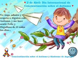 Dia Internacional del Autismo