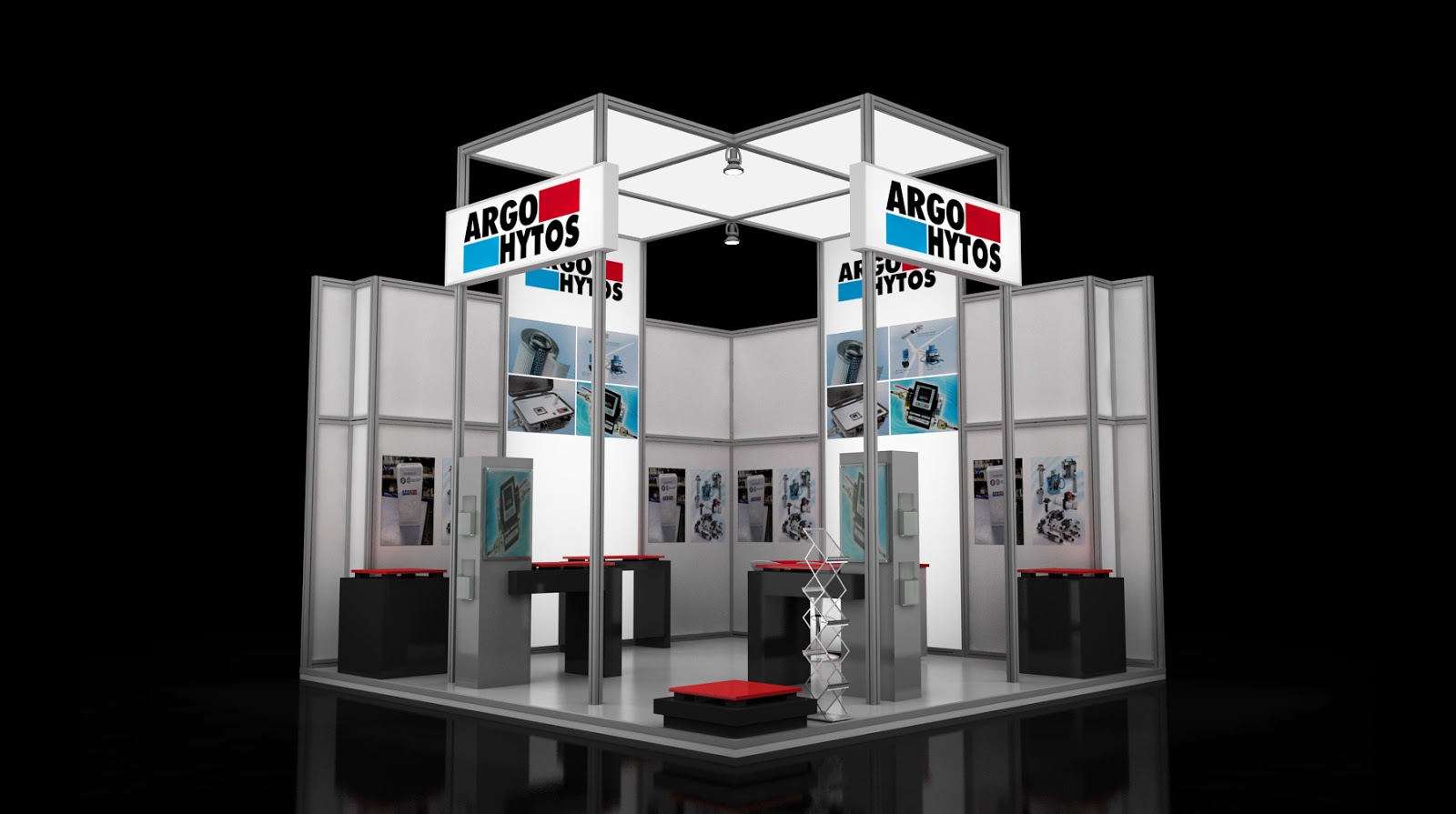 Exhibition Stand Systems : Chetan d designer system exhibition stand design