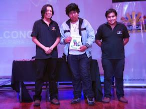 Premio especialTorneo Internacional