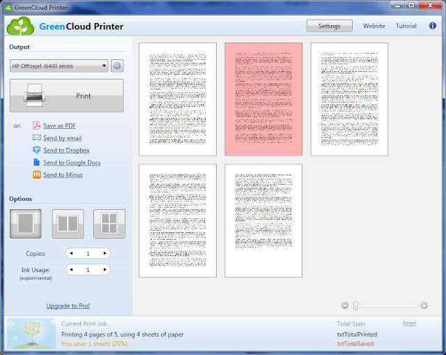 GreenCloud Printer Pro 7.7.5.0 Final Full License Key