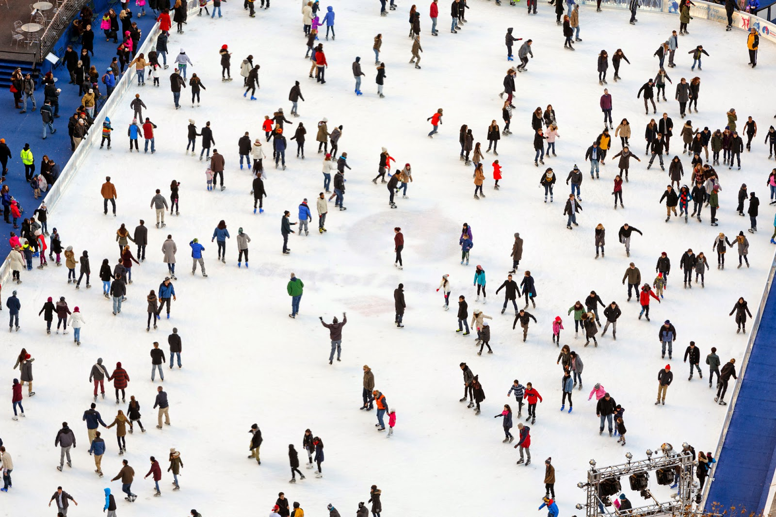 Bryant Park Blog: February 2015 for Crowd Of People Top View Png  45hul