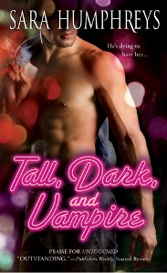 Tall Dark and Vampire by Sarah Humphreys