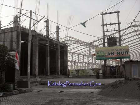 Masjid Perum Green Menganti