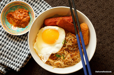 thehomefoodcook - Singapore's Economical Bee Hoon