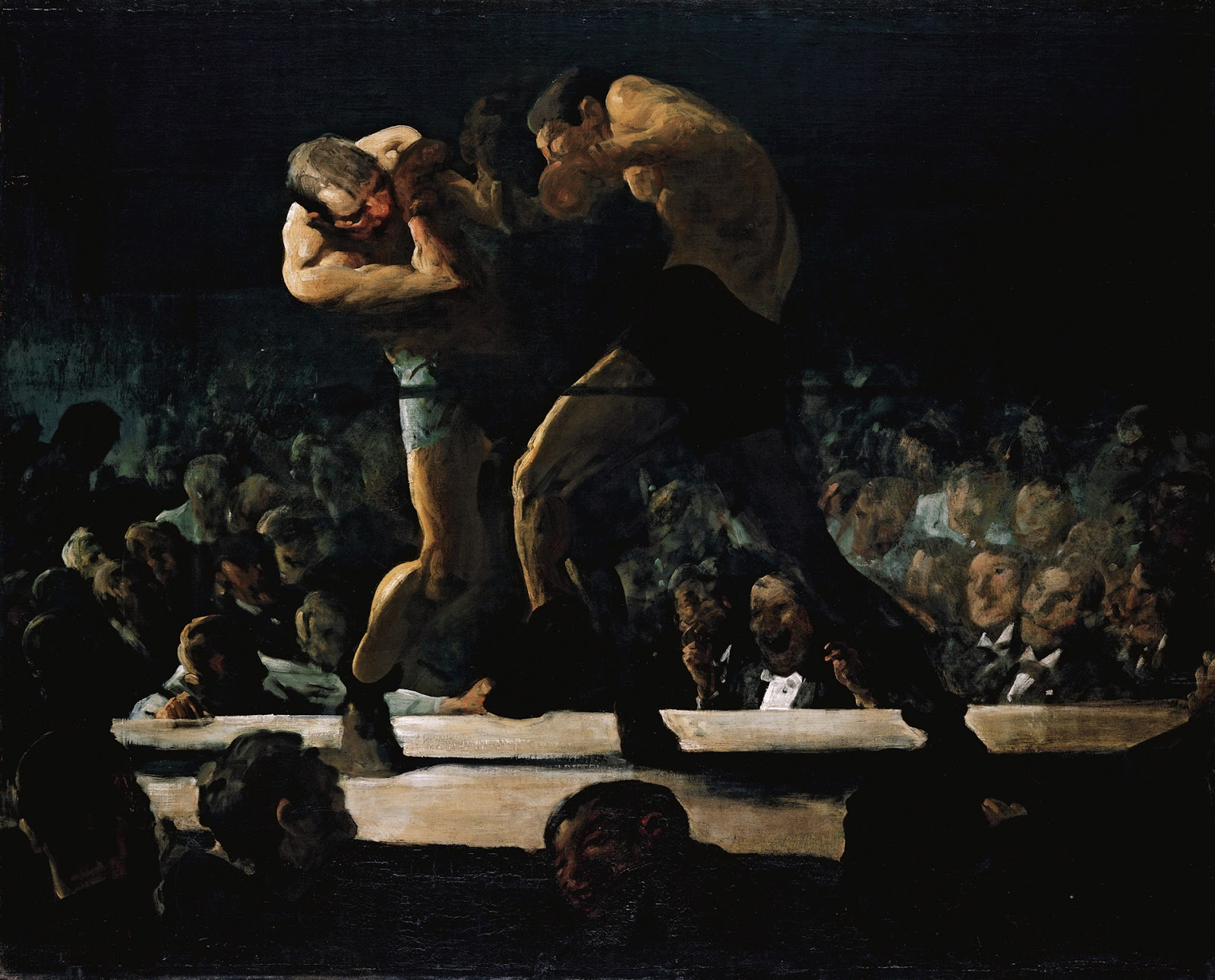 George Bellows: Modern American Life, Royal Academy   The