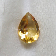 Batu Permata Yellow Citrine - SP957