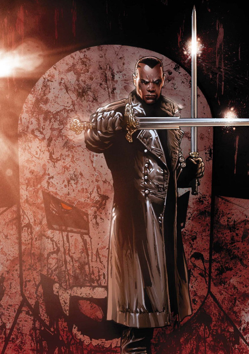Blade (Marvel Comics) Character Review