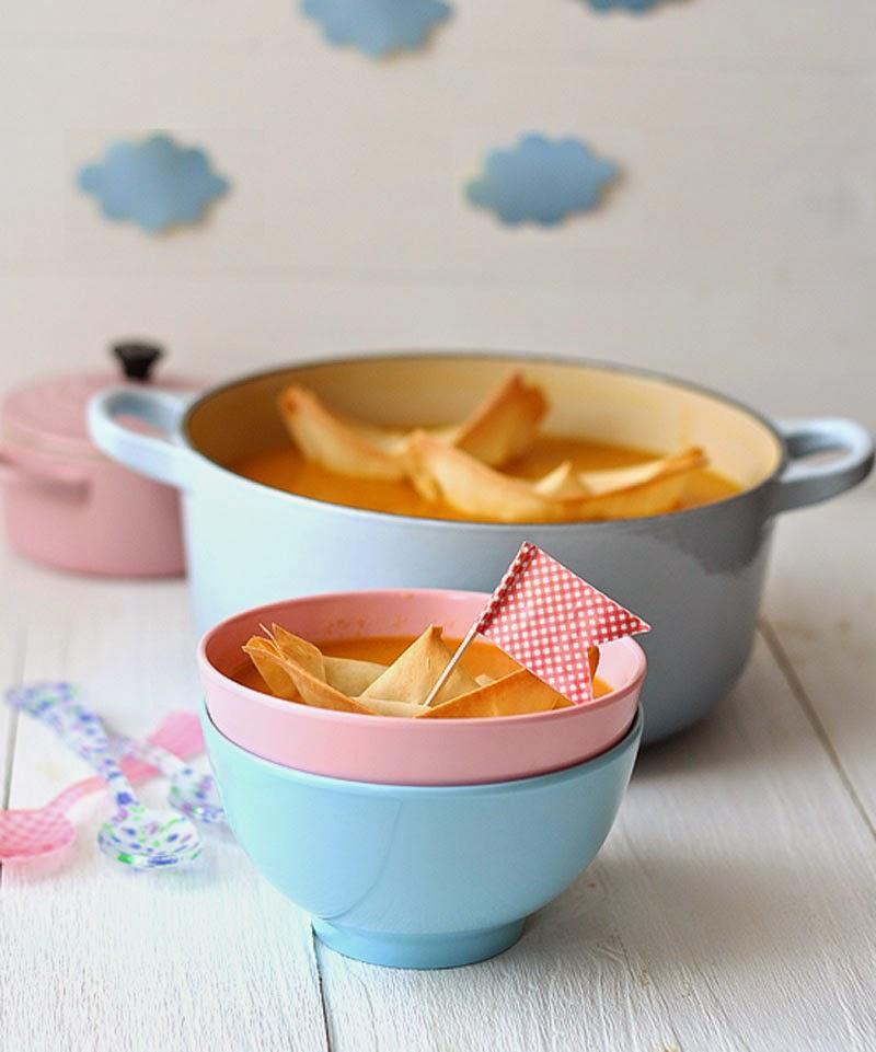 Maria victrix ideas creativas para decorar la comida infantil for Ideas creativas para decorar