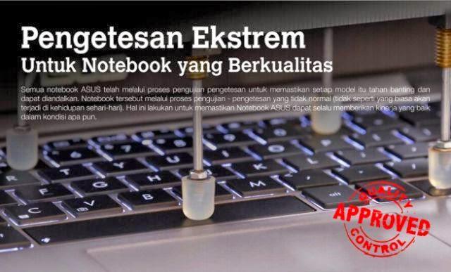 notebook asus, asus notebook terbaik, laptop terbaik