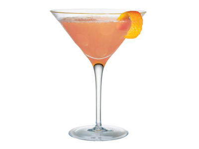 blushing bride cocktail recipes