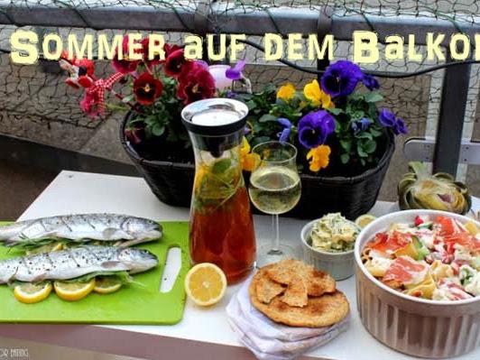 METRO Kochherausforderung - Sommer auf dem Balkon!