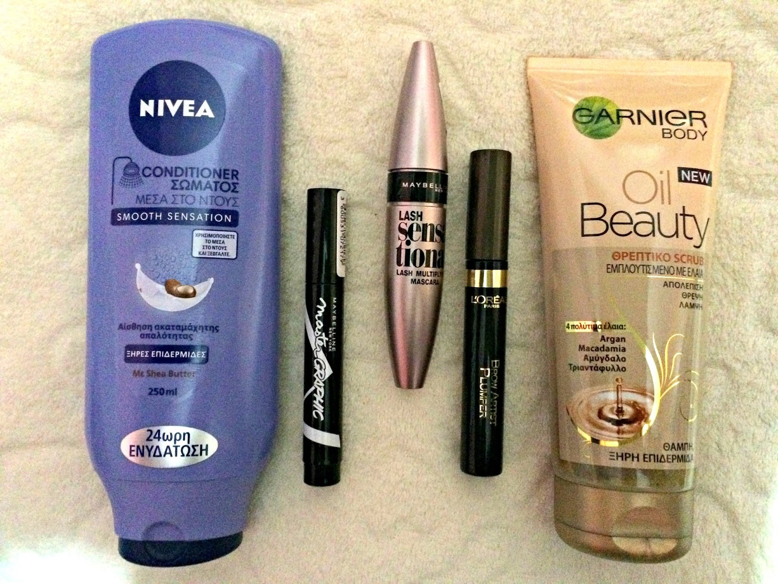 drugstore beauty products bubblybeauty135
