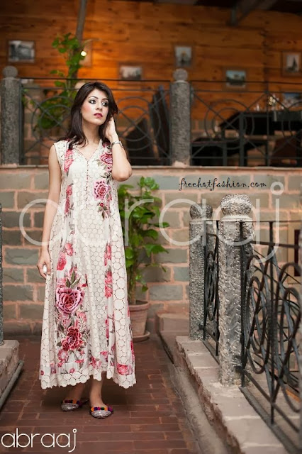 Abraaj Letest Party Wear Dresses Collection 2013-2014 For Girls And Bridal By Fashion She9
