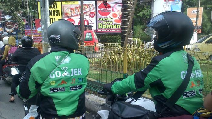 Go-jek Medan