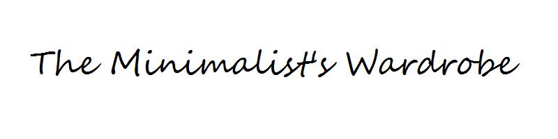 The Minimalist's Wardrobe