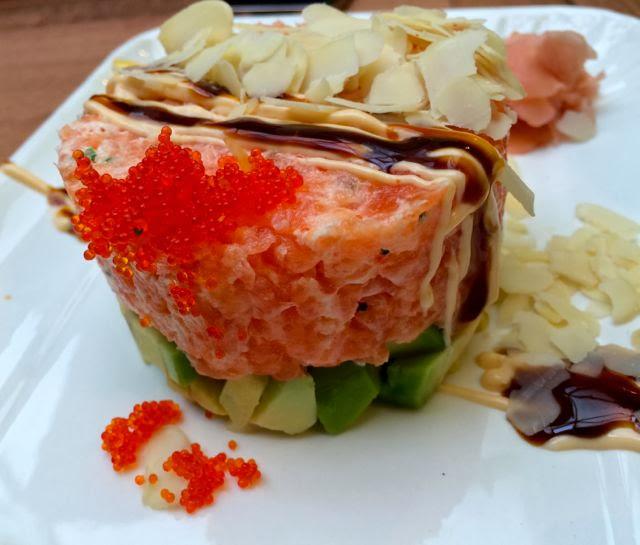 Temakinho // Sushi in Rome