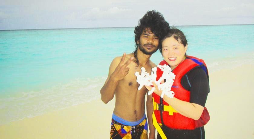Retreat Rasdhoo Maldives