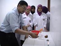 Sebagai pengajar Kultur Jaringan Tumbuhan di Universitas Muhammadiyah Surakarta