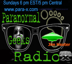 Our Paranormal Geeks Radio Program!