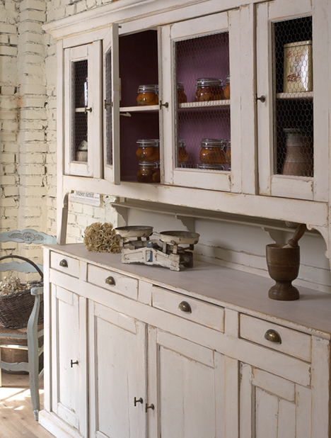 Mobili antica provenza - Cucine stile francese ...