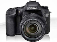 Canon EOS 7D Risoluzione di 18 MP