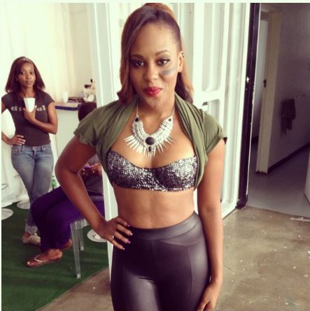 Singer Emma Nyra Speaks About Bleaching And Her Love For Showing Off Her Cleavage