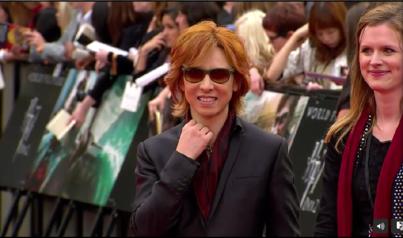 [Yoshiki] Yoshiki en la premiere de Harry Potter 340442219