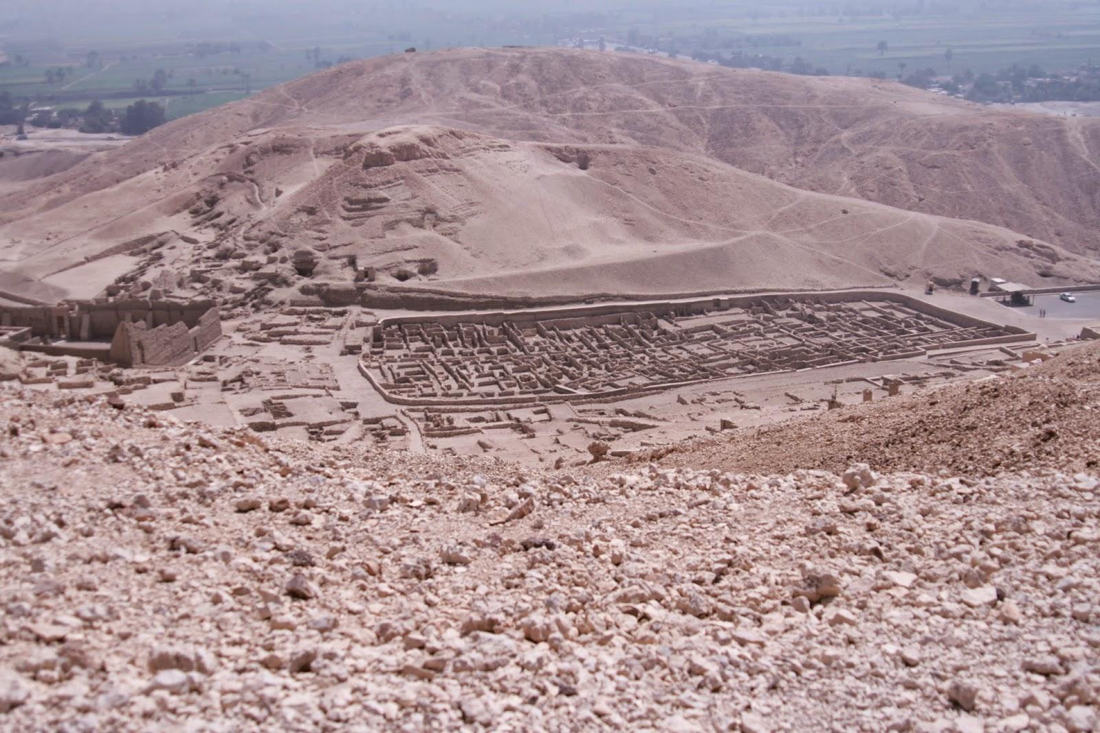 Deir el-Medina Site