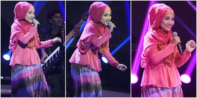 Gaya Busana Muslimah Fatin X Factor