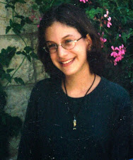 Our daughter Malki 1985-2001