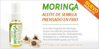 Aceite de Moringa: Acné,antiedad,Antioxidante  ,manchas en cara..
