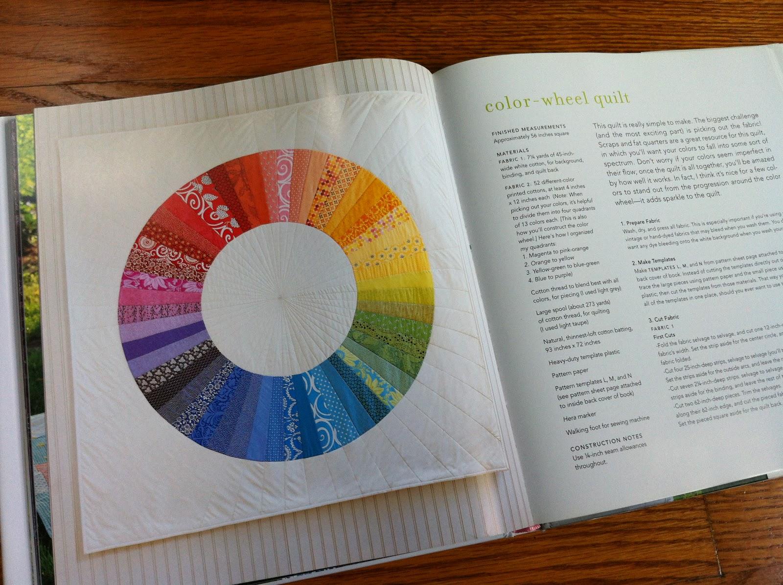 Salty Oat Modern Handmade Quilts Lmp Qg September Challenge Color