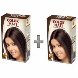 Buy Color Mate Hair Color Upto 72% Off Starting From Rs. 50