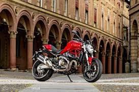 Ducati Monster 821 : Price