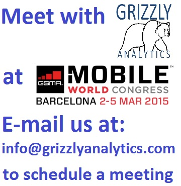Meet us at MWC 2015