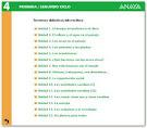 RECURSOS CIENCIAS NATURALES 4º