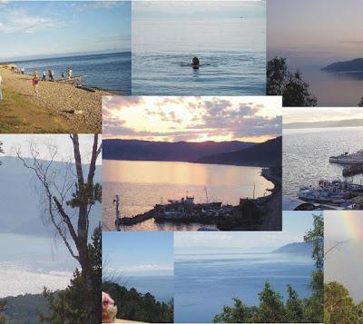 Danau Baikal,